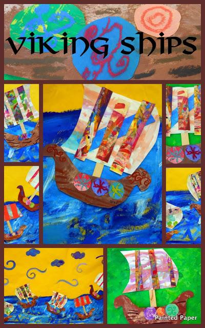 9-viking ships