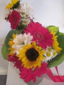 Waterbury VT Florist Bridesmaid Bouquet