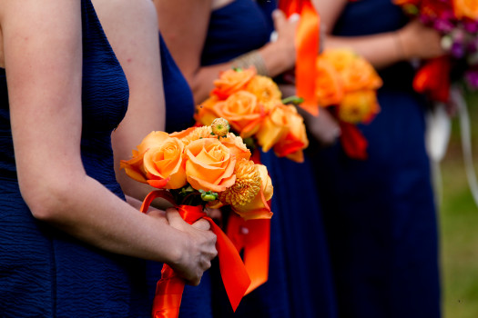 Bridesmaides Bouquets