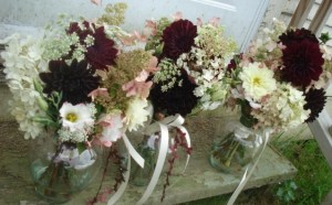 All the bouquets