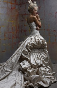 St. Pucchi Gown #9322