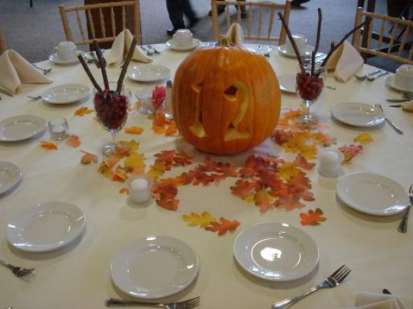 Bride DYI Tables