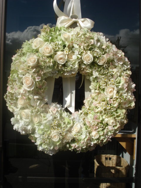 Church Door Wreaths