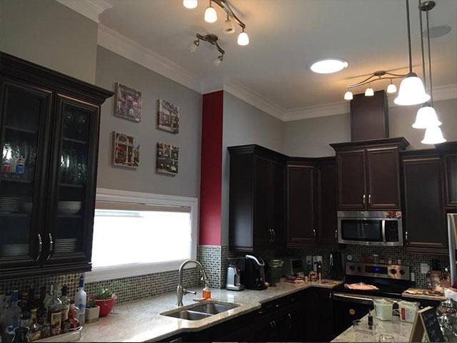 (Kitchen Cabinets Painting Ottawa, ON) | Staining ...