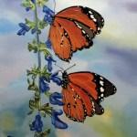 Весна-3, холст, масло, 40х60, Валентина Пилипенко (г. Житомир)