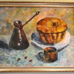 Картина на заказ_Натюрморт, холст. масло, Анна Прохорова