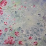 Нежность, холст, масло, 50х60, Ксения Чащина