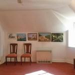 Один из залов музея с экспозицией выставки художников Портала.