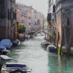 Тьерри Дюваль. Городской пейзаж. Венеция