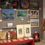 Выставка Портала в Музее современного искусства (2012 г.)-Экспозиция руководителя Проекта