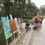 Выставка Портала в парке им. Т.Г.Шевченко