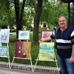Олег М. Караваев-организатор выставок Портала