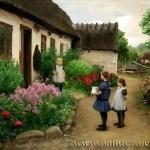Художник Hans Andersen Brendekilde 5-заказать копию картины...