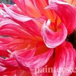 Заказать картину-Цветы12