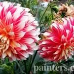 Картина на заказ-цветы4