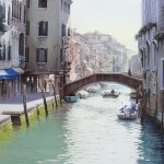 Венецианский пейзаж,Тьерри Дюваль- заказать картину