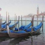 Венеция Тьерри Дюваля-картины на заказ