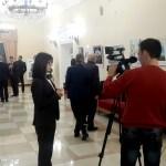 Фото-Интервью с главным организатором выставки - членом Рады судей Татьяной Суярко