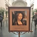 Фото-Леонардо да Винчи,Портрет Джиневры де Бенчи-фото А.Прохоровой