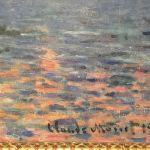 Картина-Моне Клод 1903г. Фрагмент 1г.