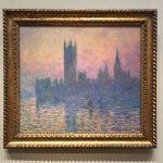 Картина-Моне Клод 1903 г.