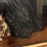 Фото-Стивенс-Alfred Stevens- Im Boudoir, um 1870-оттенки черного-фото Анны Прохоровой