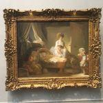 Заказать картину-Фрагонар, 1775 г.