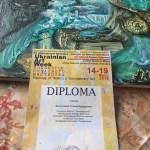 Чаша мудрости-1 место, Золотухина Татьяна-картина