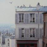 Aquarelle originale - Pari Montmartre. J'aime peindre les toits de Montmartre-картины художников