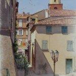 Aquarelle originale - Saint-Tropez. Sous le Soleil - заказать картину