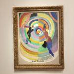 Картина-Delaunay Robert 1914г.