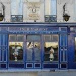 Закахать картину-The small museum at the table of La Tour d'Argent