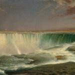 Заказать картину-Чёрч Фредерик-Frederic_Edwin_Church_Niagara_Falls
