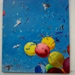 Яркие краски современного искусства