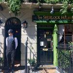 Backer Street 221 b - привет от Шерлока Холмса