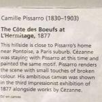 Камиль Писсарро...-описание