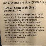 Ян Брейгель-картины великих художников-описание
