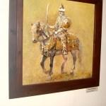 Галерея исторической живописи в Хотинской крепости