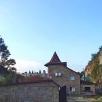 Наш отельчик с видом на Крепость
