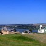 Сама Хотинская крепость