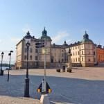 Площади Стокгольма