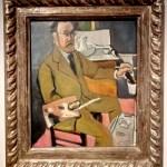 Анри Матисс, «Автопортрет», 1918 г.