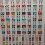 Хорватские сувениры,серьги,бижутерия