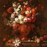 Гаспер Петер Вербрюгген молодший. «Квітковий натюрморт», початок 18 ст.