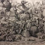 Выставка Питера Брейгеля Старшего.Вена4