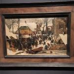 Выставка Питера Брейгеля Старшего.Вена3