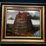 П.Брейгель Ст. Вавилонская башня