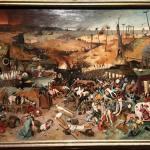 Триумф смерти – картина Питера Брейгеля Старшего, написанная около 1562 года