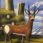 Художник Пиросмани, выставка в Альбертине