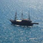 Белая Башня.Вид на Эгейское море.Салоники